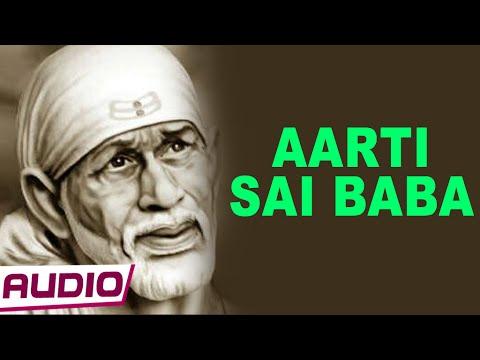 Sai Baba Shej Aarti Full By Suresh Wadkar | Aarti Utari Mere Sadguru Sai | Shirdi Ke Sai Baba Aarti