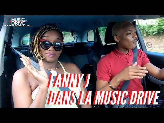 FANNY J dans la d'Music Drive
