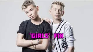 Marcus & Martinus - Girls ft. Madcon (Voice & Bass fix)