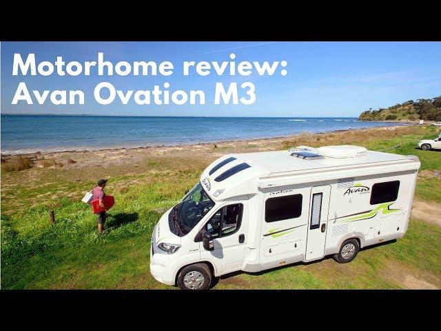Avan Ovation M3 B Class motorhome