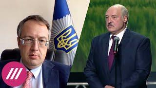 Закрытие границ Беларуси. Замглавы МВД Украины — о том, что происходит после заявлений Лукашенко