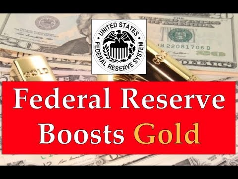Gold & Silver Price Update - March 21, 2018 + Federal Reserve (FED) Boosts Gold