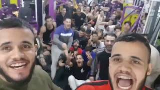 أكبر تجمع في اشهر صالة رياضية في طنجة | HAFID TWINS CLUB