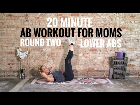 20-minute-ab-workout-for-moms-|-round-2-|-lower-abdominal-and-transverse-abdominal-focus