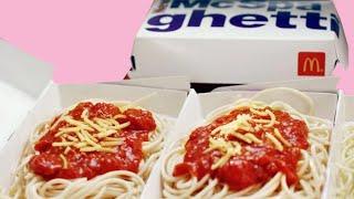 The Weirdest McDonald's Food From Around The World