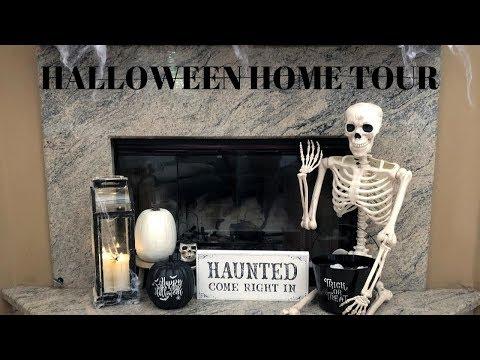 HALLOWEEN HOME TOUR|2019 FARMHOUSE