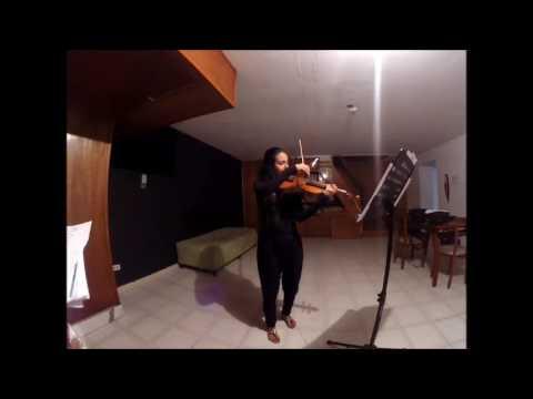 Ariana Oroño- violin - YOA Auditions 2017