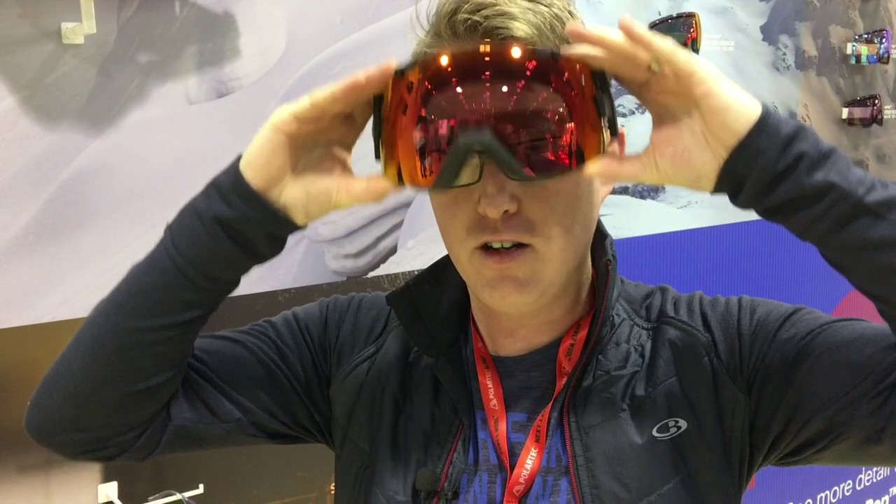 Smith Iox Turbo Fan Goggle Review Youtube