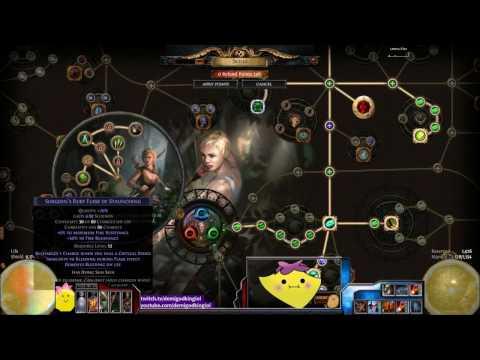 2.5 - Build Guide/Character Showcase - LemonPrime, Level 98 CI Blast Rain Pathfinder - DeMi