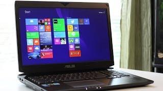 aSUS ROG G750JM Gaming Laptop Review