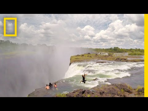 Soar Above Victoria Falls | National Geographic