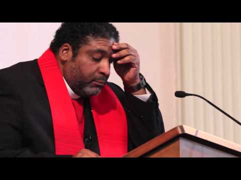 Standing in the Tradition of Moral Dissent — Rev. Dr. William Barber.