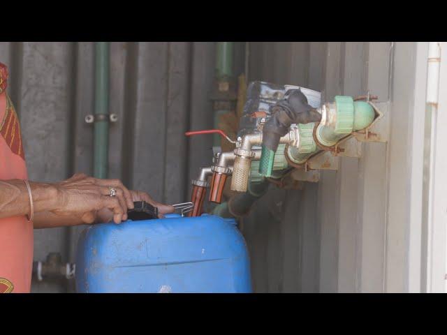 Água canalizada em casa ainda é sonho de muitas famílias praienses