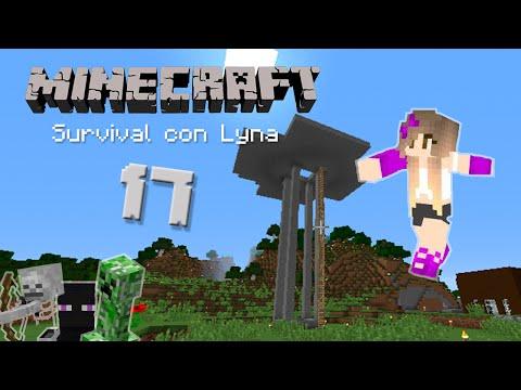 El aldeano nuestro esclavo minecraft survival con lyna for Casa moderna lyna