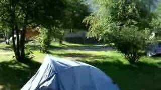 Chamonix Camping