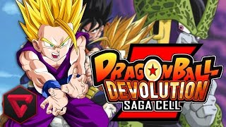 DRAGON BALL Z DEVOLUTION: SAGA CELL