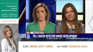Dr. Fabi Discusess New Cancer Detecting Pill from Google Thumbnail