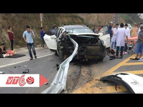 Cận cảnh những vụ tai nạn giao thông kinh hoàng | VTC