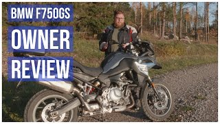 BMW F750GS - Honest owner's review after 10 000 km