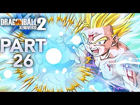 TEEN GOHAN SSJ2 FATHER SON KAMEHAMEHA! | Dragon Ball Xenoverse 2 - Walkthrough Part 26, Gameplay PS4