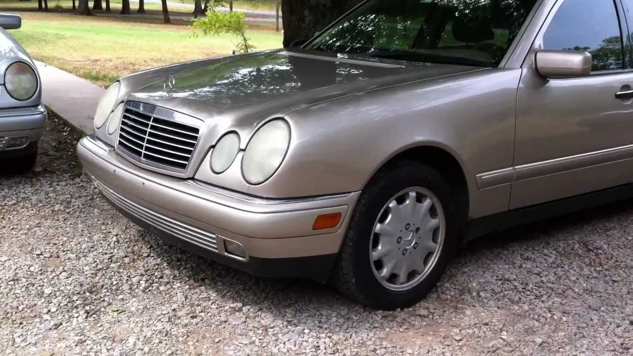 1999 mercedes benz e320 for sale 3995 youtube. Black Bedroom Furniture Sets. Home Design Ideas