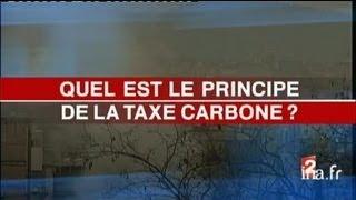 [La taxe carbone se précise]