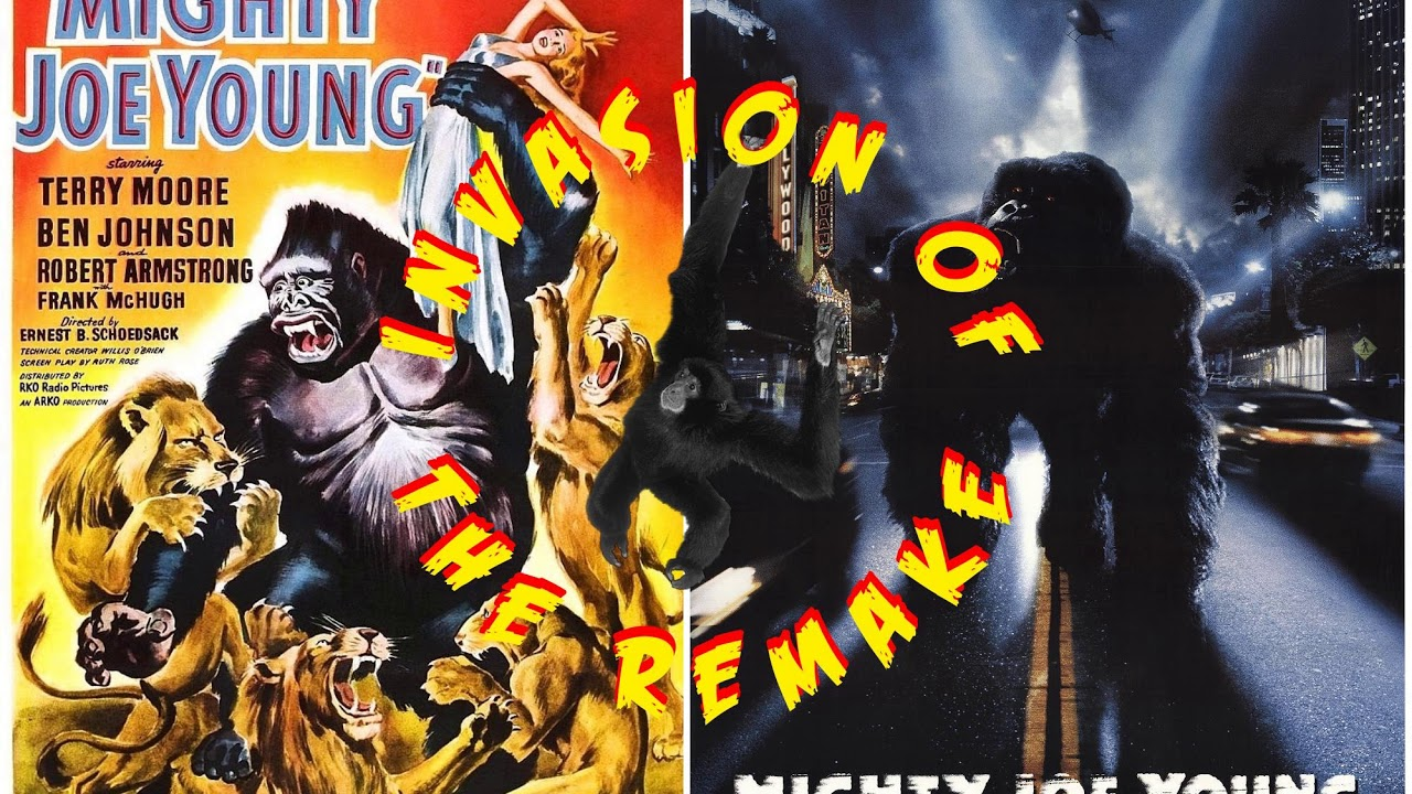 Download Invasion of the Remake Ep.234 Mighty Joe Young (1949 Vs. 1998)