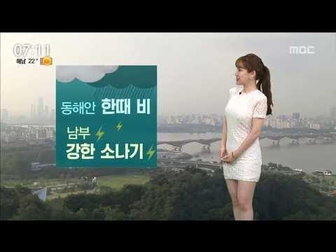 아나운서 방송사고 노출 실수 2편 장선영 포�. (2)