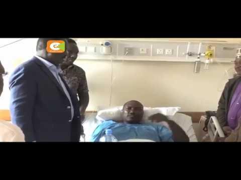 Odinga claims police killed 15