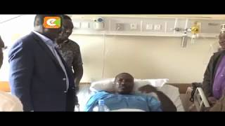 Odinga claims police killed 15