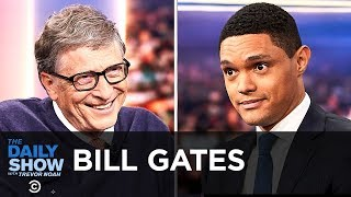 Bill Gates - Goalkeepers & Celebrating Global Heroes | The Daily Show