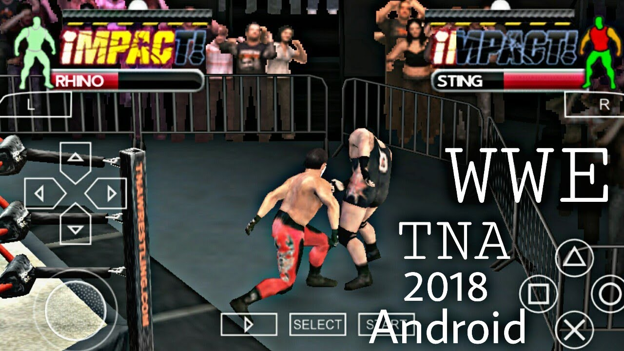 ANDROID TÉLÉCHARGER TNA IMPACT