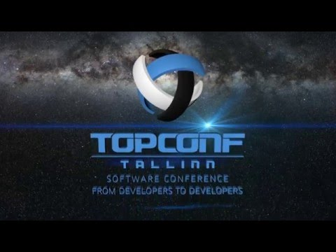 Mapping the world: projections, sensors, big data @ Topconf Tallinn 2014