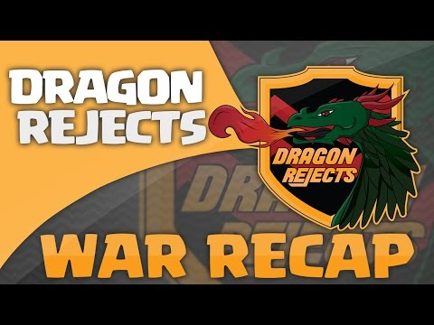 War #331  Dragon Rejects vs LexCorp