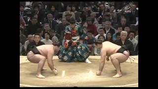 Мартовский турнир по сумо 2012, 12-15 дни: Хару Басё (Осака) / Haru Basho (Osaka)