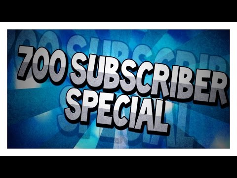 My 700 Subscribes Special Video - How to contact on Discord and Roblox!