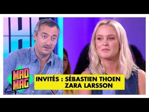Le Mad Mag du 06/06/2016 - Emission 75 avec Sébastien Thoen et Zara Larsson