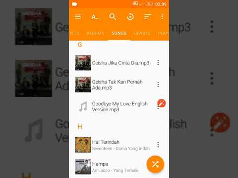 How to add playlist to vlc android