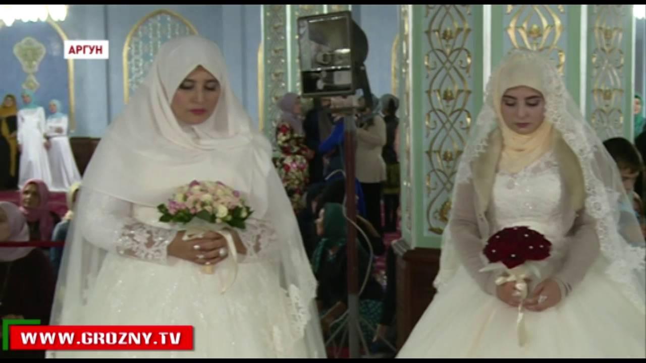 Фото свадьбы дочери кадырова