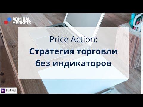 Адмирал Маркетс. Price Action: стратегия торговли без индикаторов