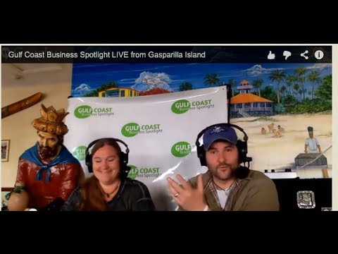 Gulf Coast Business Spotlight LIVE from Gasparilla Island