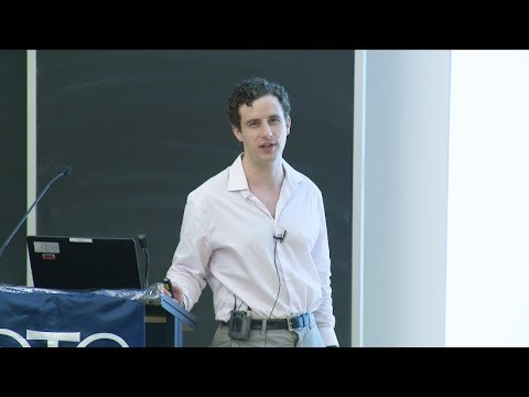 Glenn Weyl Book Lecture: Radical Markets Uprooting Capitalis