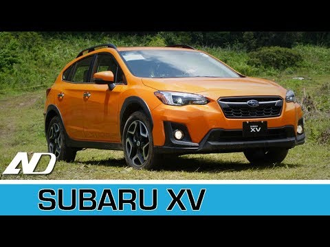 Subaru XV - Primer vistazo en AutoDinámico