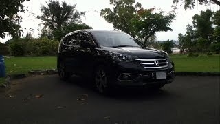 2013 Honda CR-V 2.4 Prestige. Start Up & In Depth Review