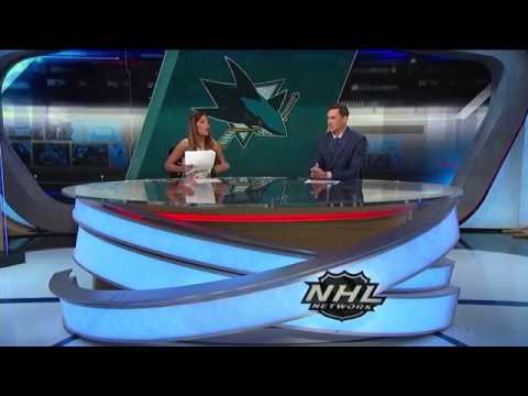 NHL Tonight:  Sharks Offseason:  Taking a look at the Sharks` offseason  Jul 31,  2018