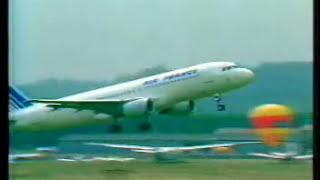 Air France Flight 296 Crash