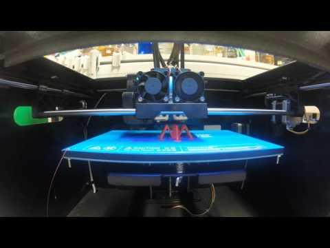 Phage Printing in the APC