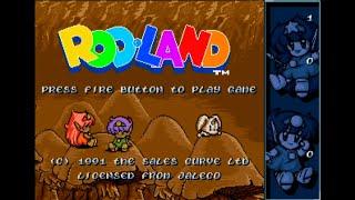 Rodland Amiga longplay PS Classic with Autobleem