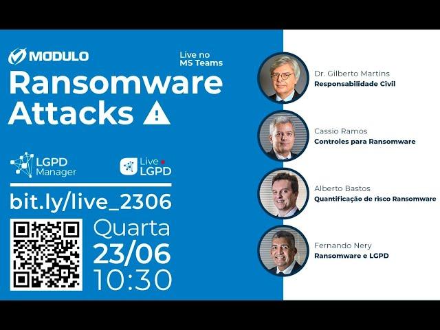 Live Ransomware Attacks - 23/06