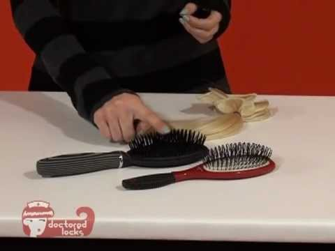 Learn what brush is right for your hair extensions youtube learn what brush is right for your hair extensions pmusecretfo Images